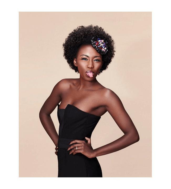 greffe de cheveux afro femme